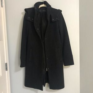 Zara Long Winter Coat